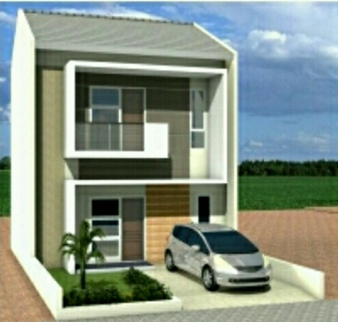 New Icon Residence Rumah Murah Type 72/70 SHM IMB Siap KPR ...
