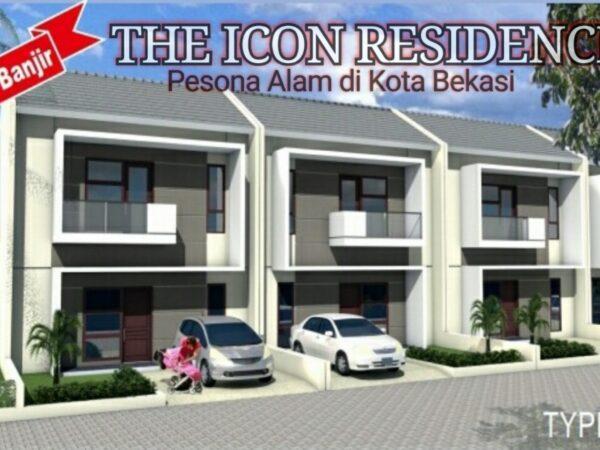 New Icon Residence Rumah Murah Type 72/70 SHM IMB Siap KPR