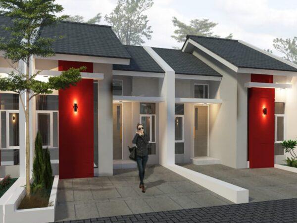 Pondok Ranggon Residence 2 Rumah Murah Type 36 SHM IMB Lengkap Siap KPR